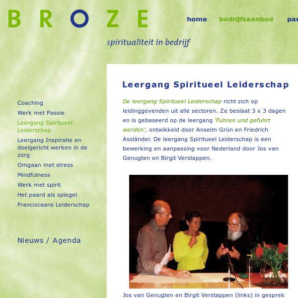 Broze