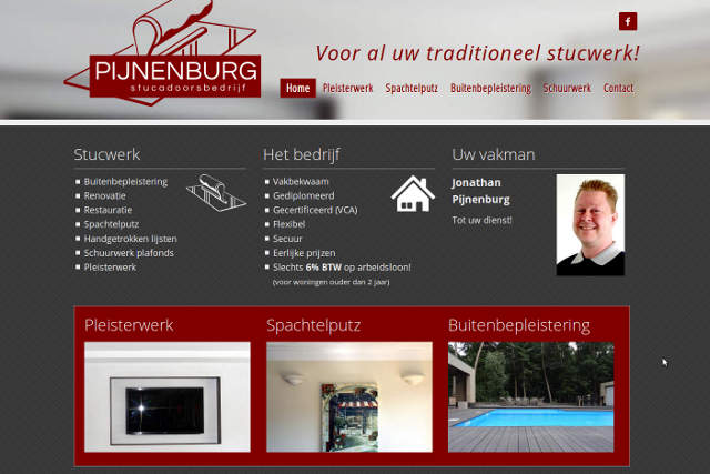 Pijnenburg Stucadoorsbedrijf Tilburg