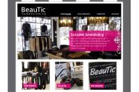 Website Beautic Dameskleding