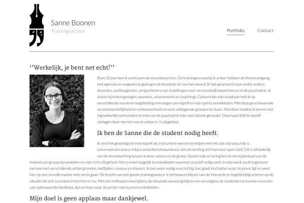 Sanne Boonen