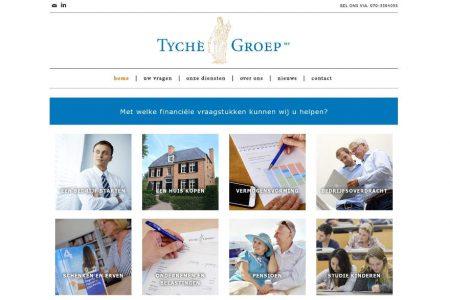 Tychegroep Financiële dienstverlening Den Haag