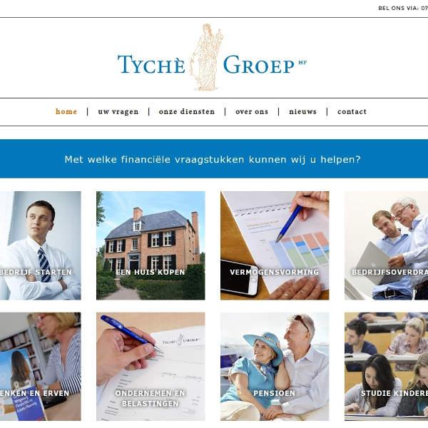 Tychegroep Financiële Dienstverlening