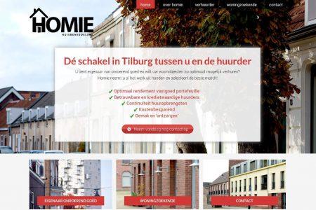 Homie Woningbemiddeling Tilburg