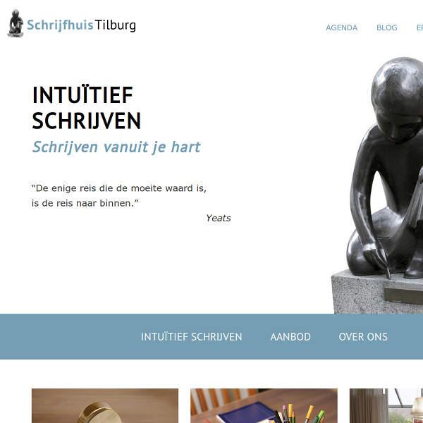 Schrijfhuis Tilburg