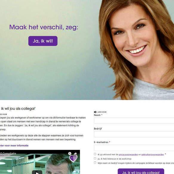 Lucille Werner Foundation: Ja wil jou als collega!