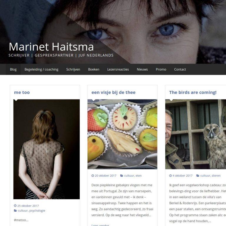 Marinet Haitsma