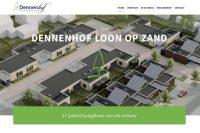 Website Dennenhof Loon op Zand