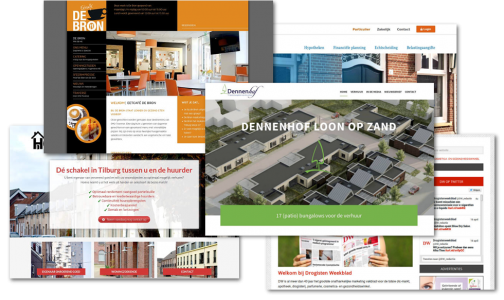 Webdesign Tilburg - WordPress websites